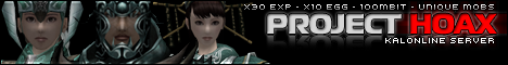 Project HOAX Banner